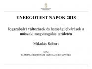 ETNA 2018 - ELŐADÁS