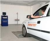 Fékpad, lengpad, gázelemző, vezérlő szoftver és minden egyéb műszaki vizsgasor berendezés