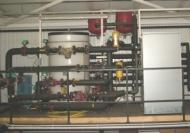 Hőszivattyú Energotest vezérlőrendszerrel