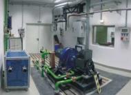 Komplex féktermi laboratórium a Miskolci Egyetemen