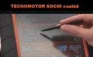 Tecnomotor - Hibakódolvasó és rendszerteszter